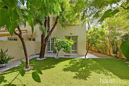 فیلا 2 غرفة نوم للبيع في الينابيع، دبي - Single Row | Extended | Opposite Pool / Park | VOT