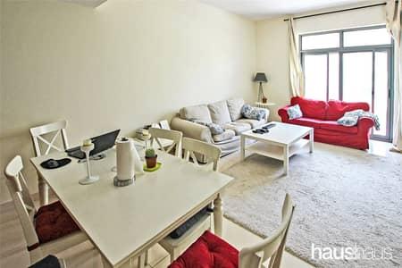 فلیٹ 1 غرفة نوم للبيع في ذا فيوز، دبي - Exclusive | VOT | Extra Study | Well Maintained