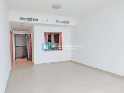 1 Bedroom Apartment for Sale in Dubai Marina, Dubai - Large Layout Panoramic Windows High Floor Vacant