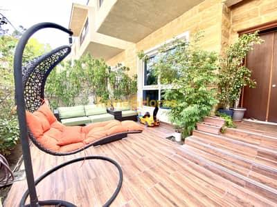 تاون هاوس 4 غرف نوم للبيع في قرية جميرا الدائرية، دبي - Fully Upgraded | Top Terrace | Wood Flooring