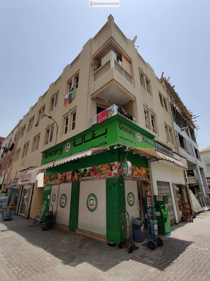 LOWEST PRICE! Studio Available for Rent in Gold Souq area (ONLY ONE UNIT REMAINING)
