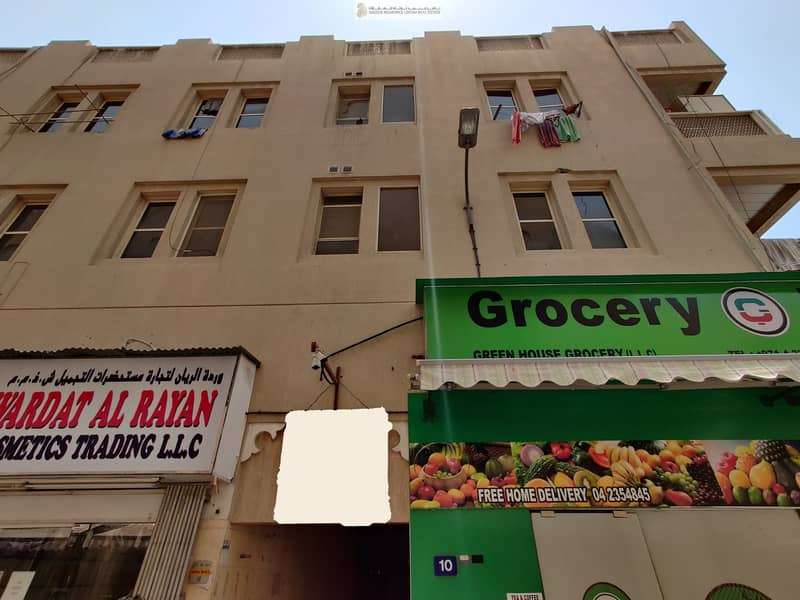 2 LOWEST PRICE! Studio Available for Rent in Gold Souq area (ONLY ONE UNIT REMAINING)