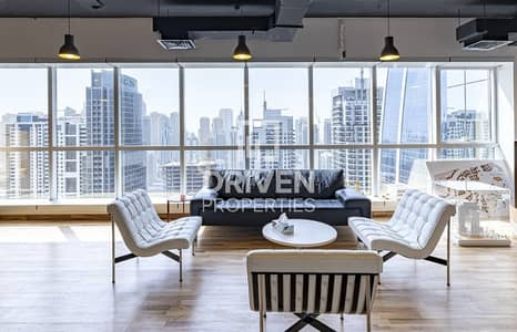 Office for Sale in Jumeirah Lake Towers (JLT), Dubai - High Floor