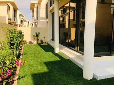 3 Bedroom Villa for Sale in DAMAC Hills (Akoya by DAMAC), Dubai - AMAZING 3 BED MAID WITH GARDEN DAMAC HILLS