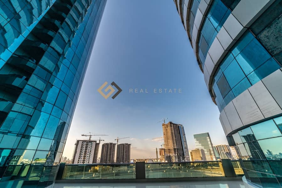 38 2 Bedroom Apartment for Sale in Conqueror Tower Ajman