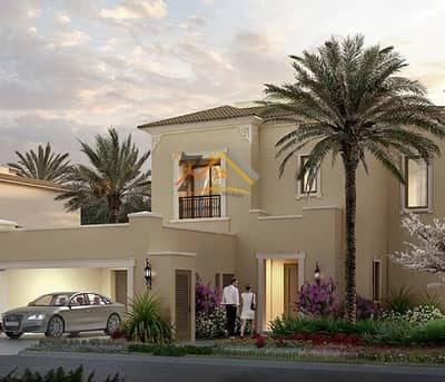 4 Bedroom Villa for Sale in Dubailand, Dubai - ***4BR+MAID INDEPENDENT VILLA | FACING PARK AND CLOSE TO THE POOL | GARDEN AND CARPORT