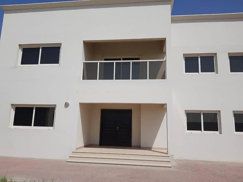 2 5 B/R VILLA IN AL BARASHI AREA-CALL  056-6358222