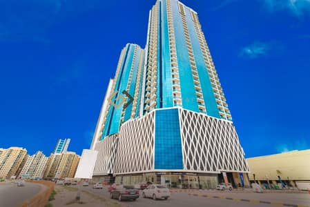 2 bedroom  Luxury Apartment in Oasis Towers Ajman
