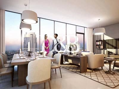 2 Bedroom Flat for Sale in Downtown Dubai, Dubai - TOP FLOOR RESALE | 5YR POST | 5YR SERVICE WAIVER