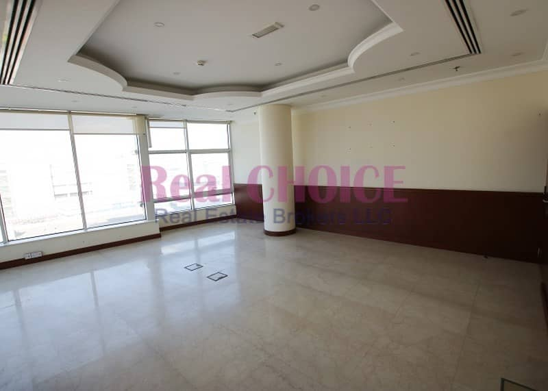 2 Shell and Core Office|Located On Prime Location