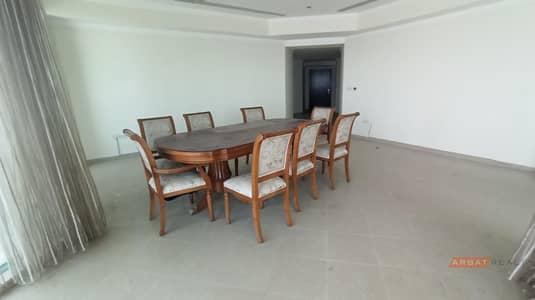 شقة 3 غرف نوم للايجار في دبي مارينا، دبي - Vacant | Full Sea View | High Floor | Chiller Free