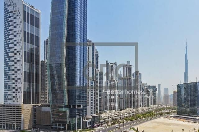 10 Sheikh Zayed Road | Sea View | Close to the Metro