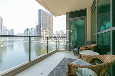 2 Bedroom Flat for Sale in Dubai Marina, Dubai - Vacant Two Bedrooms Available | Full Marina View