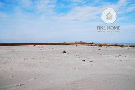Plot for Sale in Al Bateen, Abu Dhabi - Huge Commercial Land in ADNEC