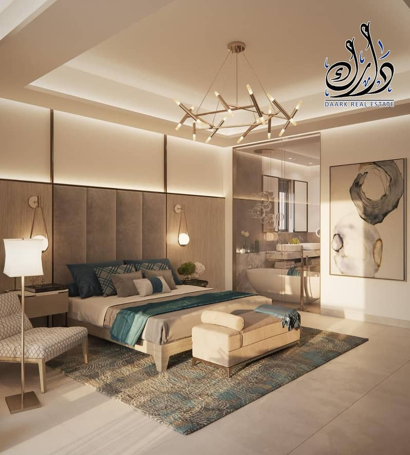 10 Best Price 01 bedroom in the heart of Dubai's Connection.