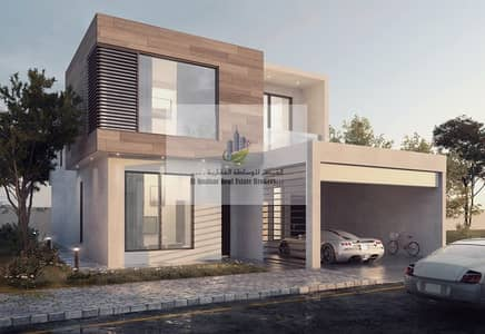 فیلا 4 غرف نوم للبيع في الطي، الشارقة - ready to move signature villa without service charge .