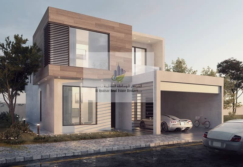 ready to move signature villa without service charge .