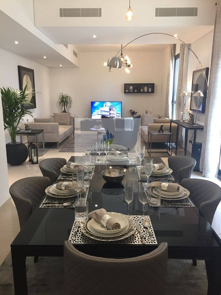 2 ready to move signature villa without service charge .