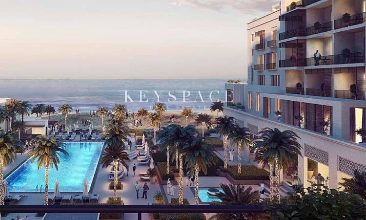 11 Resort Style Living   Beach front 3 BR Villa on the Sea