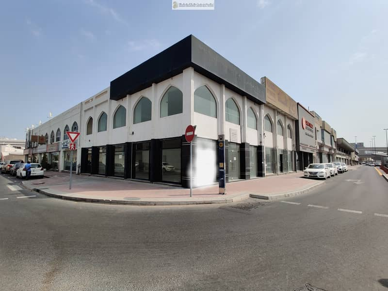 Special Offer! Spacious Showroom For Rent at Al Ittihad Main Road