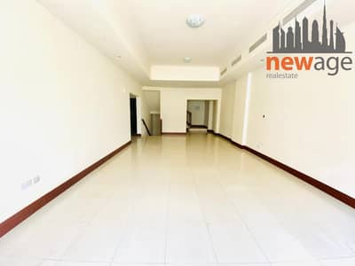3 Bedroom Townhouse for Rent in Palm Jumeirah, Dubai - Best Deal 3 bedroom + Maid's room with private parking  Golden Mile 2