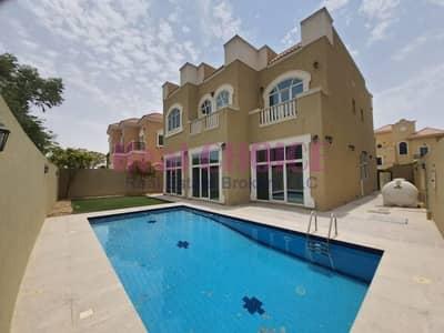 5 Bedroom Villa for Rent in The Villa, Dubai - Custom Villa 5BR|Landscape Garden & Private Pool