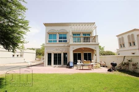 فیلا 2 غرفة نوم للايجار في مثلث قرية الجميرا (JVT)، دبي - Peaceful Location | Huge Plot | Facing Park