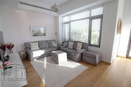 3 Bedroom Villa for Sale in Reem, Dubai - Upgraded corner plot H type vacant on transfer