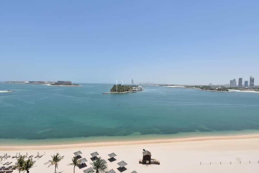 17 Just reduced !!! Burj & Sea Views |Available Now