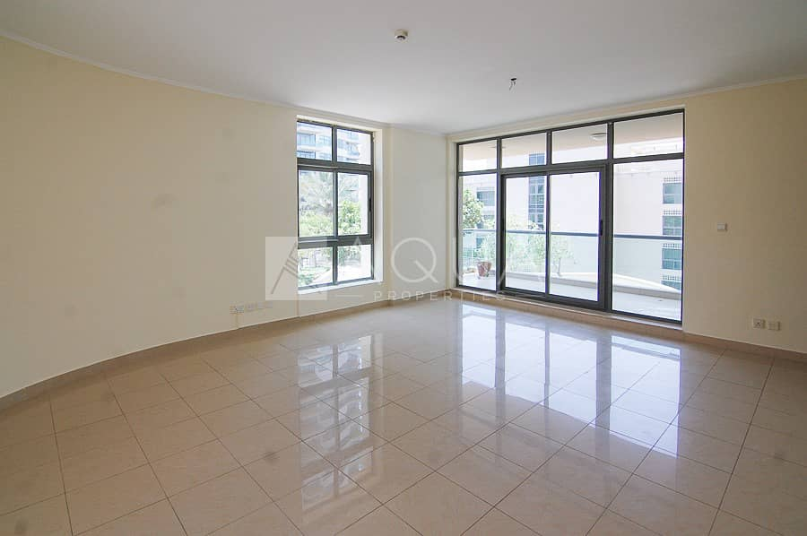 2 Spacious Balcony | Pool View | Chiller Free