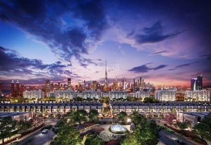 3 Bedroom Townhouse for Sale in Mohammad Bin Rashid City, Dubai - 3 Bed+Maid   Post-Handover   Meydan