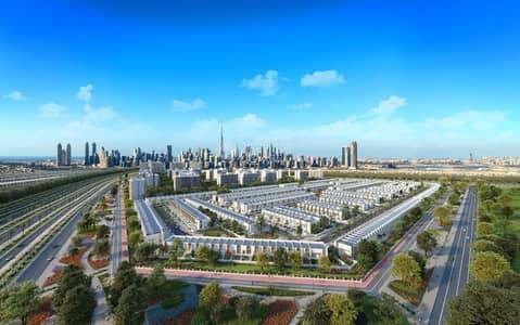 تاون هاوس 4 غرف نوم للبيع في مدينة محمد بن راشد، دبي - 4+Maid | Corner Townhouse |Meydan