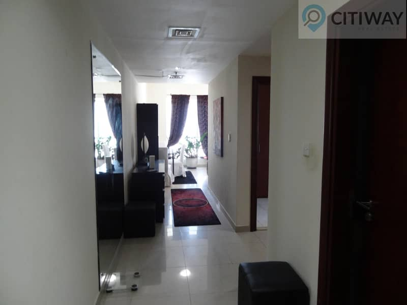 22 Fully Furnished 1 BR | Balcony | Reduced Price