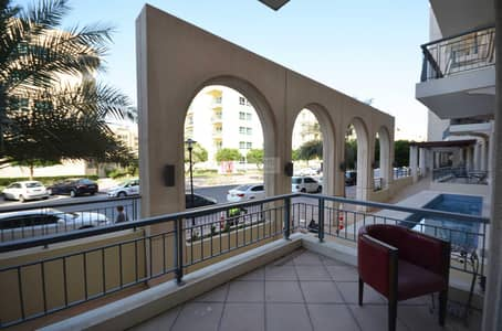 Studio for Rent in The Views, Dubai - Rare to find this Layout Spacious Studio With Huge Terrace The Views-