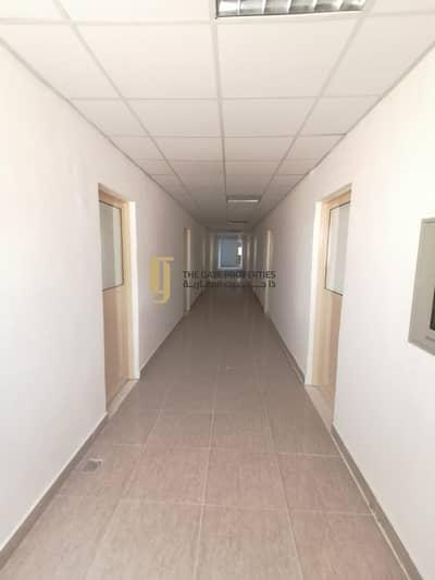 سكن عمال  للايجار في مصفح، أبوظبي - Brand New Labor Camp  In Mussafah area for only AED 1