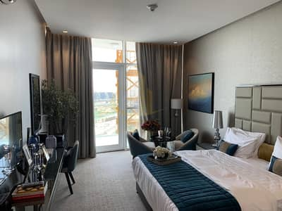 Studio for Sale in DAMAC Hills (Akoya by DAMAC), Dubai - Fully Furnished Studio | Radisson | Best Amenities