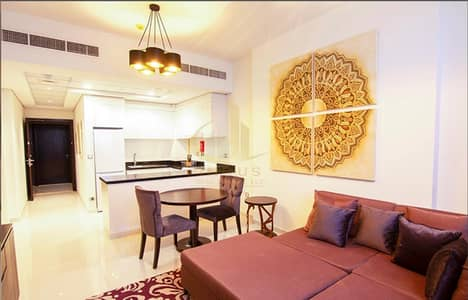 2 Bedroom Flat for Sale in Jumeirah Village Circle (JVC), Dubai - Exclusive Offers | Furnished | 10% on Installments
