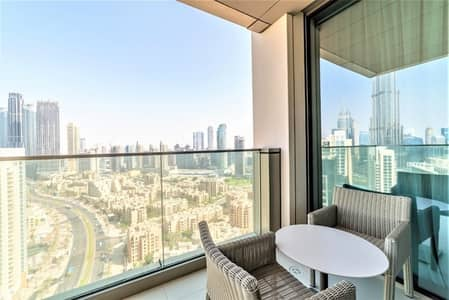 2 Bedroom Flat for Sale in Downtown Dubai, Dubai - Best Deal | Exquisitely Furnished | 2 BR + Study