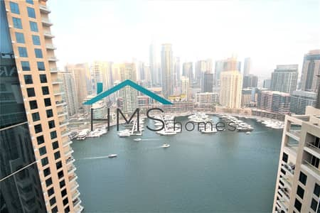 2 Bedroom Apartment for Sale in Dubai Marina, Dubai - High Floor | Amazing Marina Views | Spacious