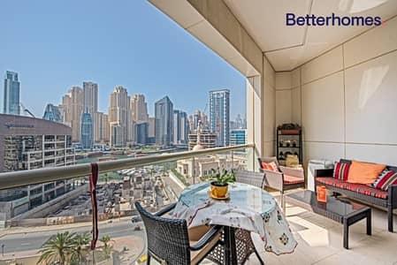 فلیٹ 3 غرف نوم للبيع في دبي مارينا، دبي - Marina View I Vacant on Transfer I Maids I Study