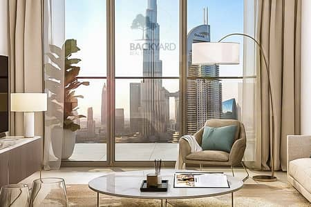 2 Bedroom Apartment for Sale in Downtown Dubai, Dubai - Limited VIP Payment Plan - Resale