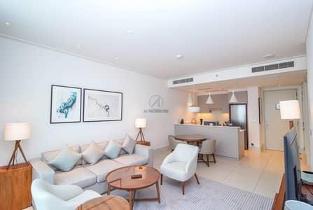 فلیٹ 1 غرفة نوم للايجار في وسط مدينة دبي، دبي - Ready to Move | Free AC and Internet | Serviced