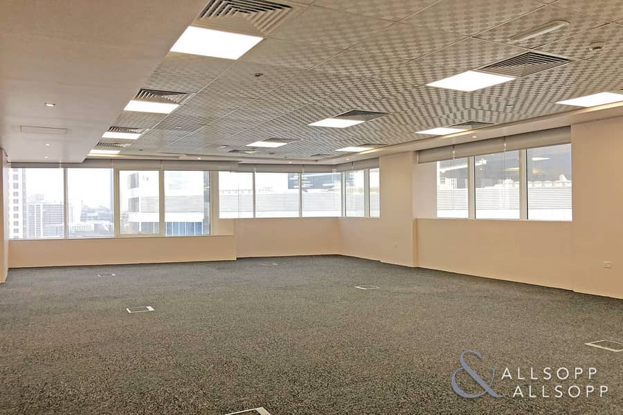 Open Wide Space | Corner Office | High Floor
