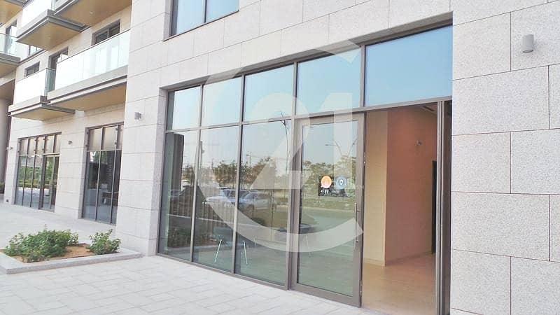 Brand New Shop for Rent |Mohammad Bin Rashid City.