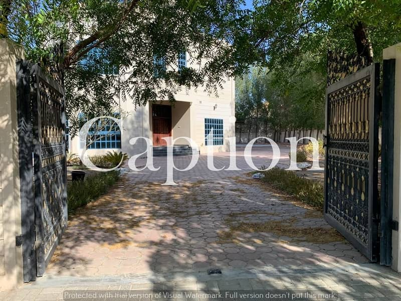 19 Independent Villa in  Al Barsha 3 | with private pool