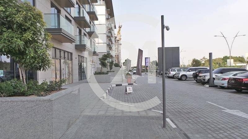 Brand New Shop for Sale  Mohammad Bin Rashid City  Dubai