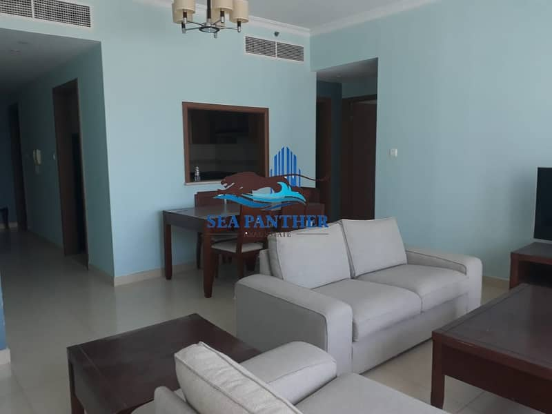 2 Furnished 2 BHK Near Metro
