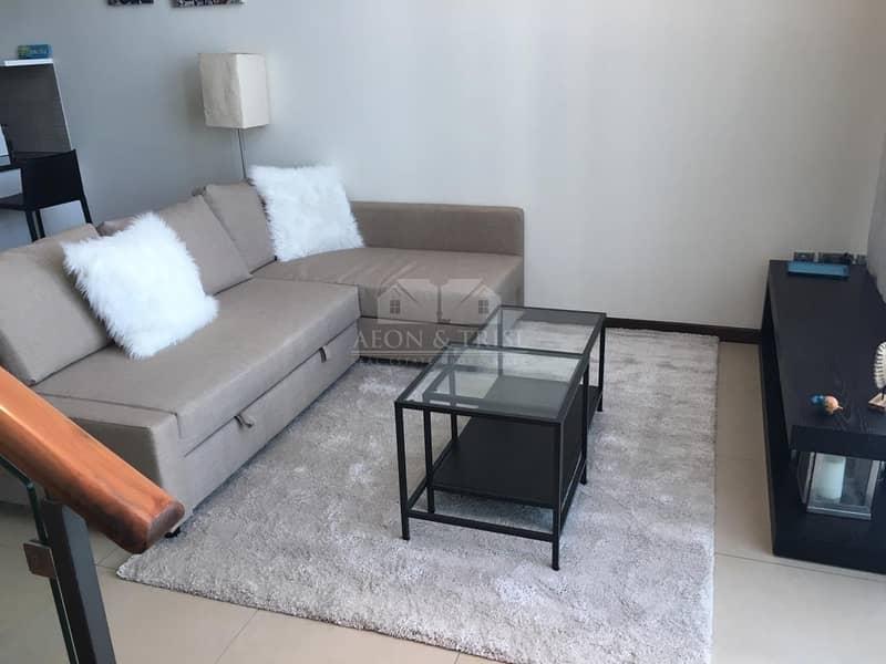2 Amazing 1 bed I Duplex Apartment I Liberty House