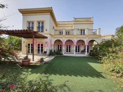 فیلا 4 غرف نوم للايجار في ذا فيلا، دبي - 4BR Plus Study Room Back Park with  Huge Garden