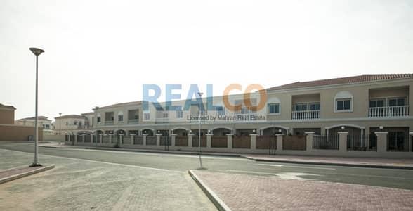 تاون هاوس 3 غرف نوم للايجار في مثلث قرية الجميرا (JVT)، دبي - Available Aug 1st. Single row. Converted to 3 bed.